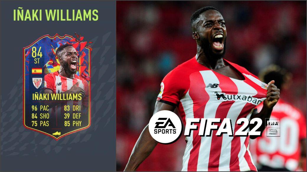 FIFA 22: Iñaki Williams Record Breakers, how to complete the Squad Challenge (SBC)