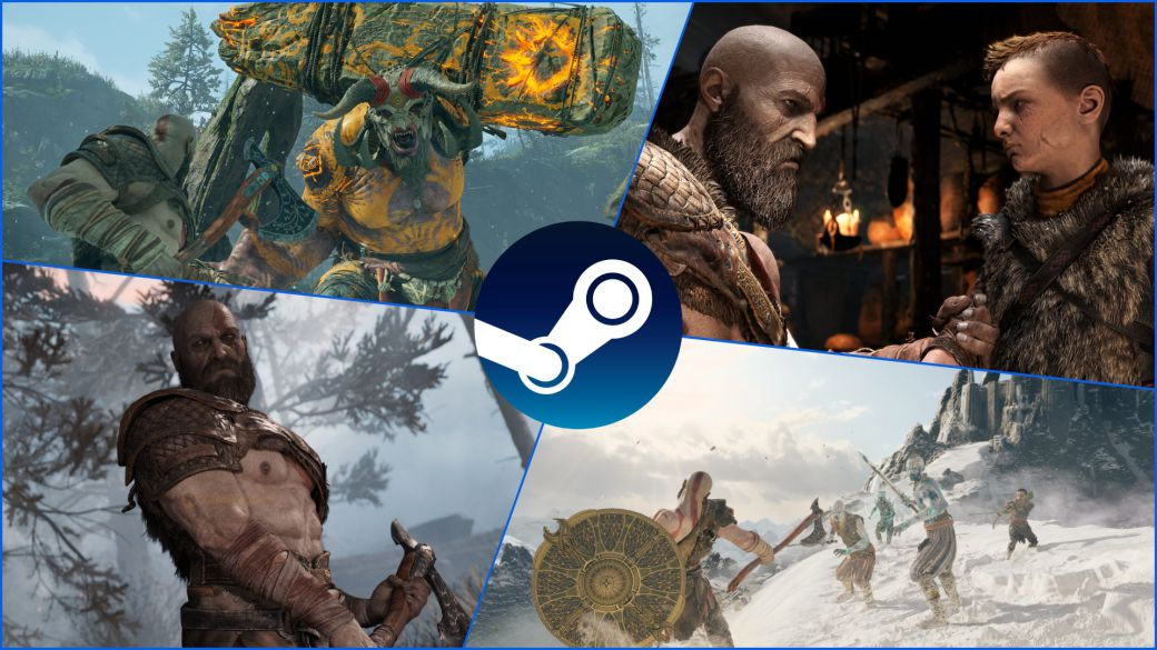 God of War on PC is official: release date, price and improvements