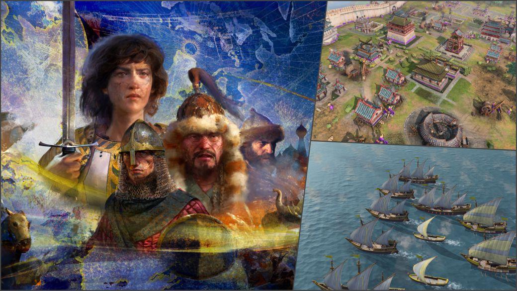 Age of Empires 4 fecha lanzamiento contenido todo lo que sabemos