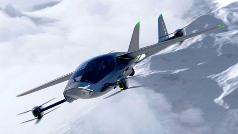 Una 'startup' israelí presenta un coche volador fácil de operar para personas sin experiencia como pilotos