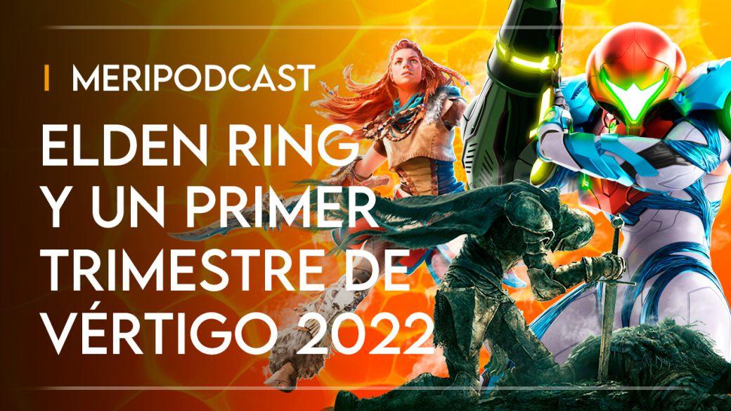 MeriPodcast 15x05: Elden Ring and a first trimester of vertigo in 2022