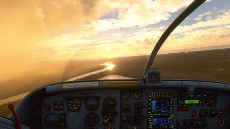 Microsoft Flight Simulator will have GOTY edition with free update