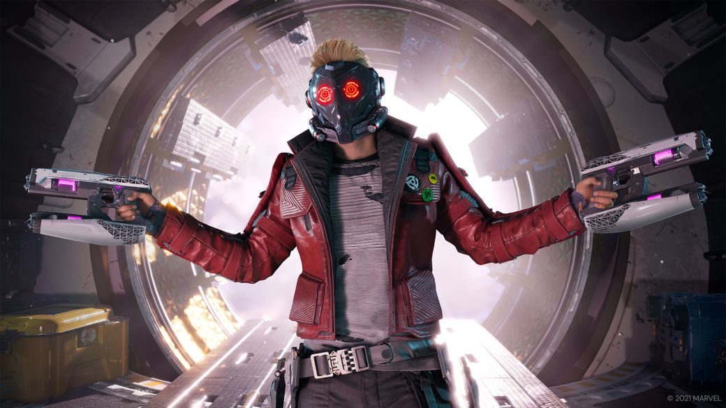 Marvel's Guardians of the Galaxy, TV trailer