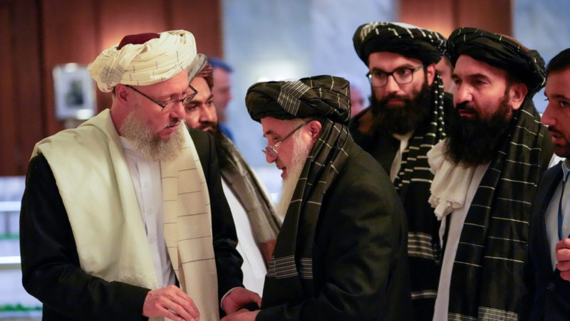 Countries participating in the Moscow format on Afghanistan call on the Taliban to improve public administration and form an inclusive government