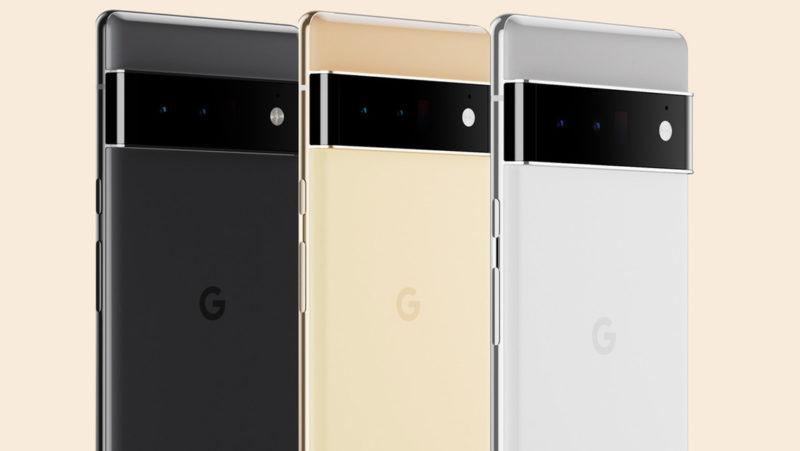 Google presenta sus teléfonos Pixel 6 y 6 Pro con procesadores propios, potentes cámaras y sensores de huellas
