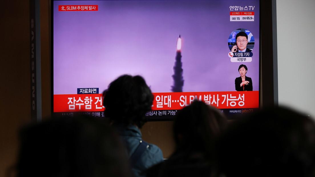 """Pionyang dice que su reciente prueba de misil balístico no estaba dirigida contra EE.UU. y no hay necesidad de que """"se preocupe ni moleste"""" por ello"""