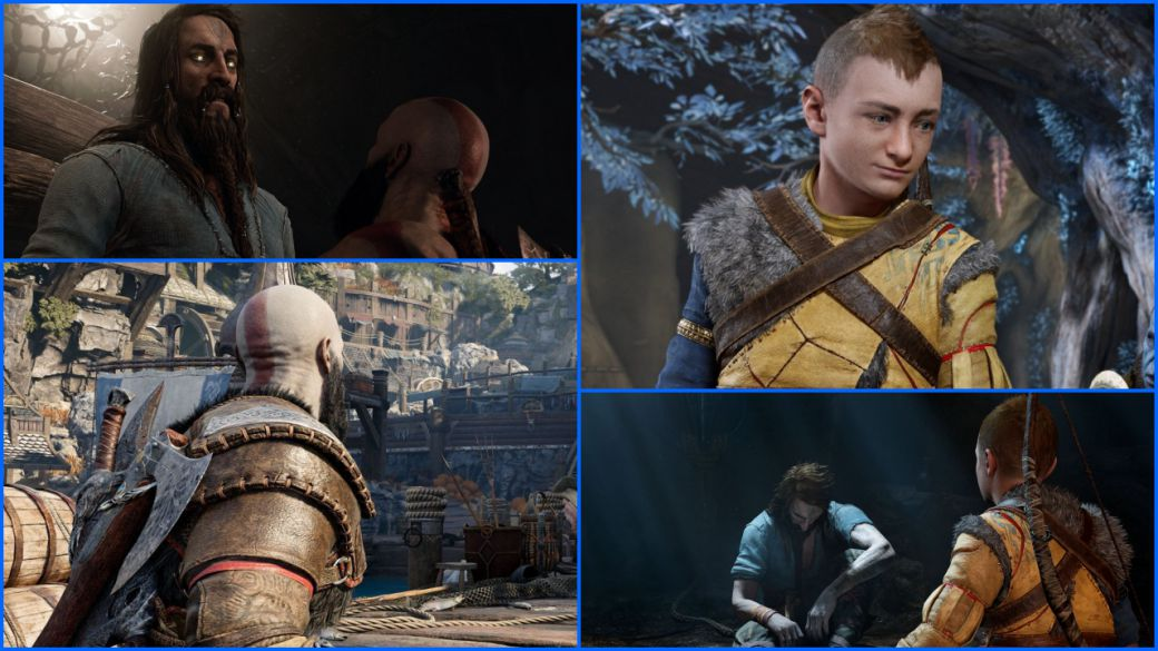 God of War: Ragnarok Dazzles in New Images;  more details of its history