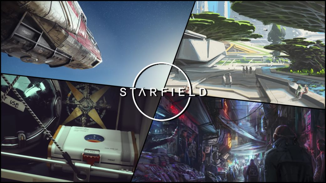 Starfield shines in new trailer: Colonized Systems, lore and factions