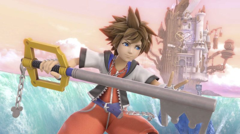 The story of how Sora from Kingdom Hearts came to Super Smash Bros. Ultimate: not so casual coincidences