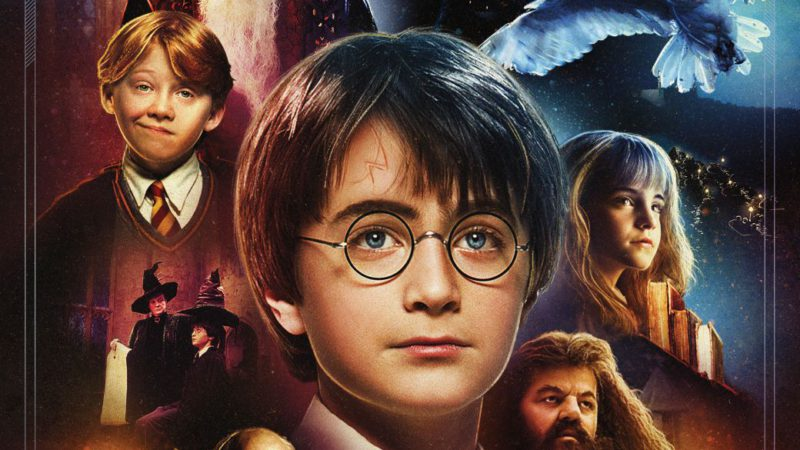 Harry Potter and the Philosopher's Stone returns to the cinema in Spain: date and new poster