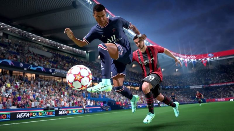 EA temporarily bans over 30,000 players from FIFA 22