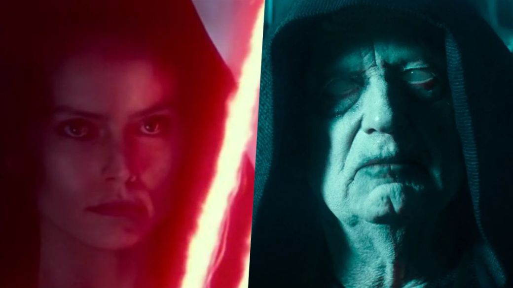 This was the plan, seamless?  from Palpatine to return in Star Wars IX