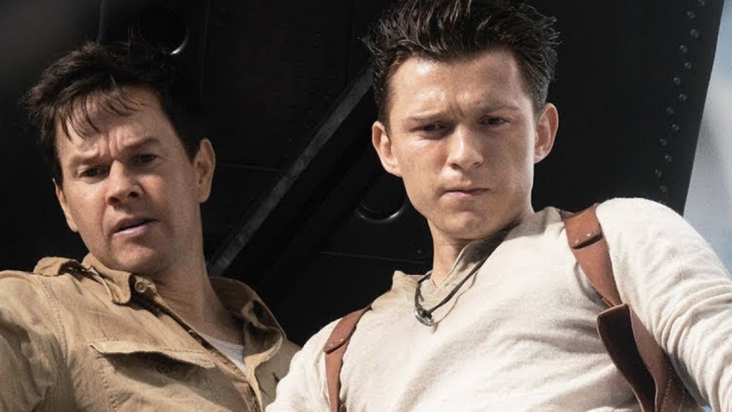 The Uncharted movie unleashes its adrenaline in its first and brutal official trailer