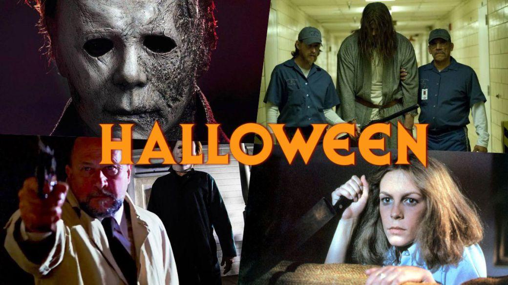 En qué orden ver las películas de Halloween
