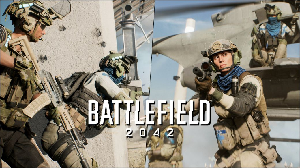 Battlefield 2042 announces the changes after its public beta: interface, customization ...