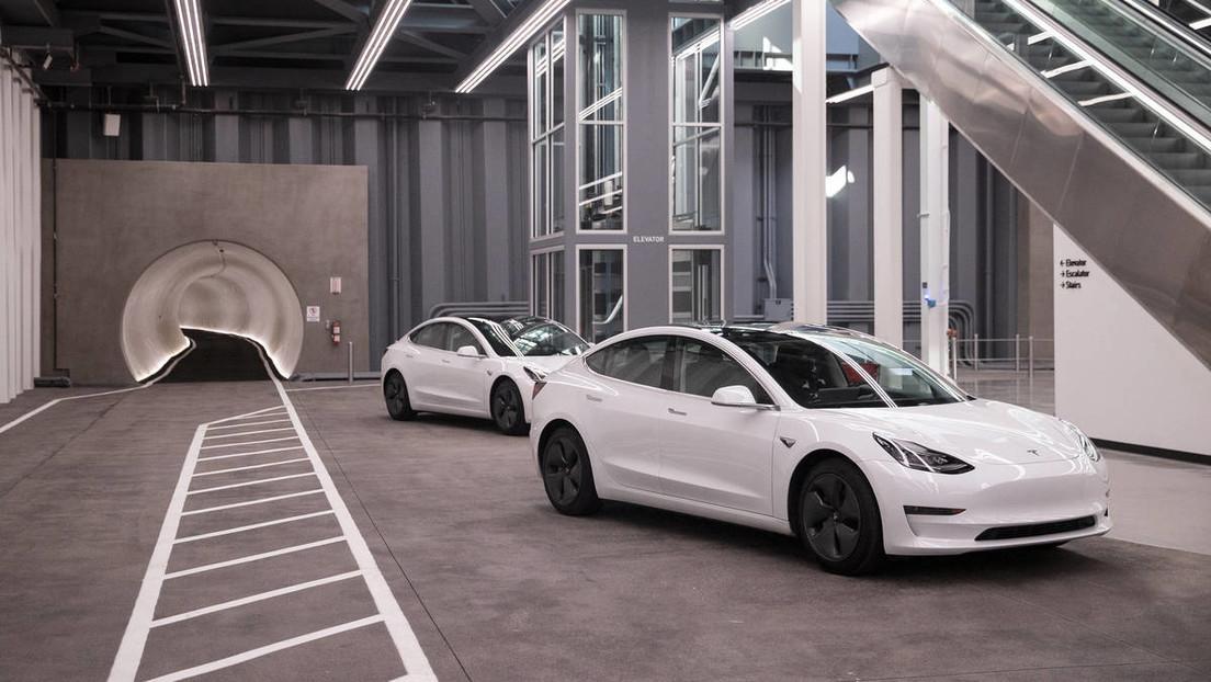Elon Musk construirá una red de túneles subterráneos con 51 estaciones y 46 kilómetros de extensión en Las Vegas (VIDEO)