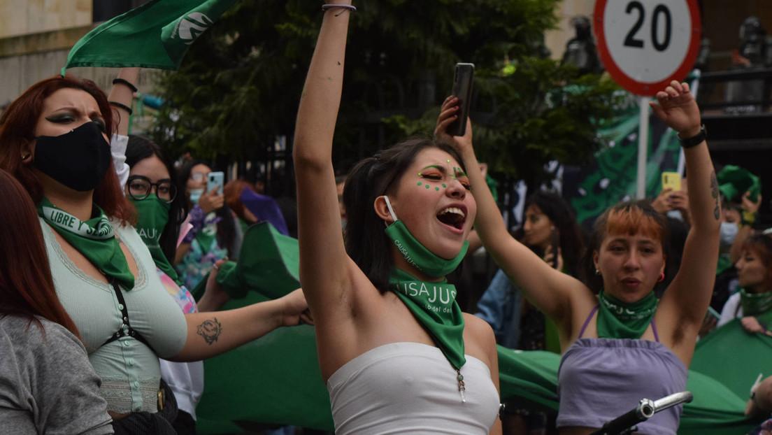 ¿Triunfará la marea verde en Colombia? La Corte Constitucional ya debate despenalización del aborto más allá de las tres causales