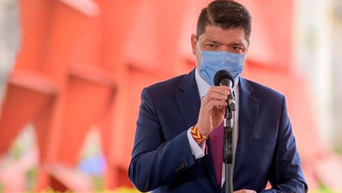 """Presidente del Senado de Colombia aclara que el restablecimiento de relaciones con Venezuela es """"facultad exclusiva"""" de Iván Duque"""