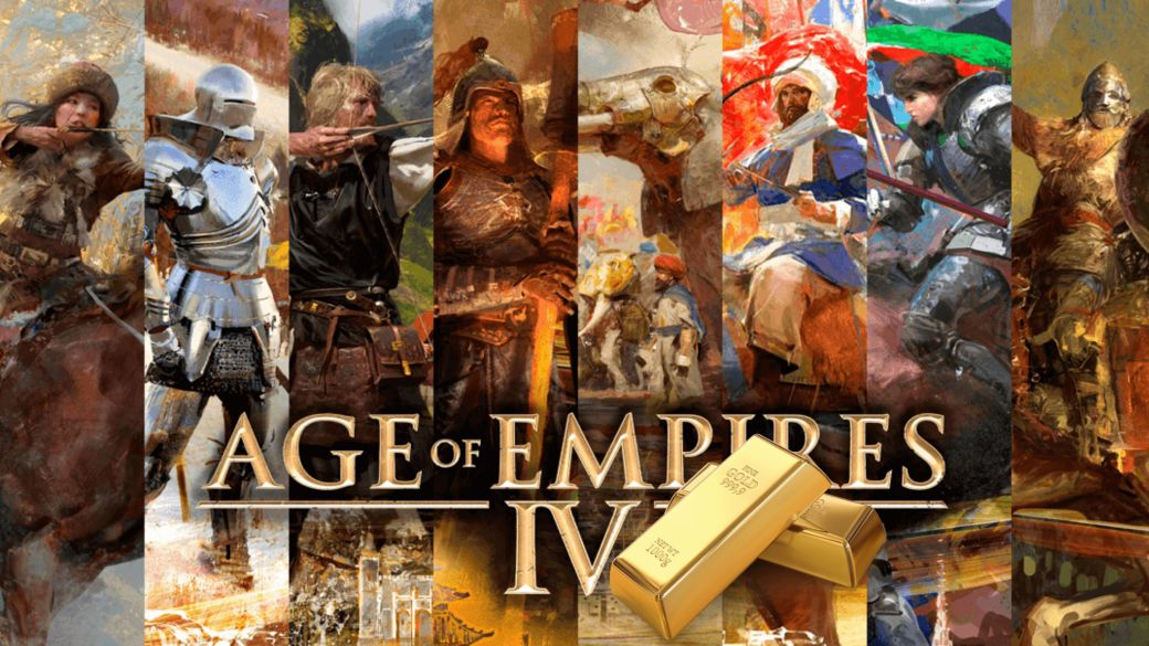 Smoothly: Age of Empires IV completes its development and will be released on schedule
