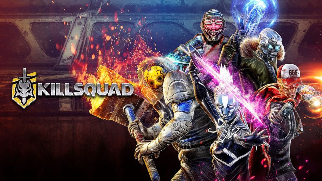 Killsquad, from the makers of Invinzimals, is now available on PC