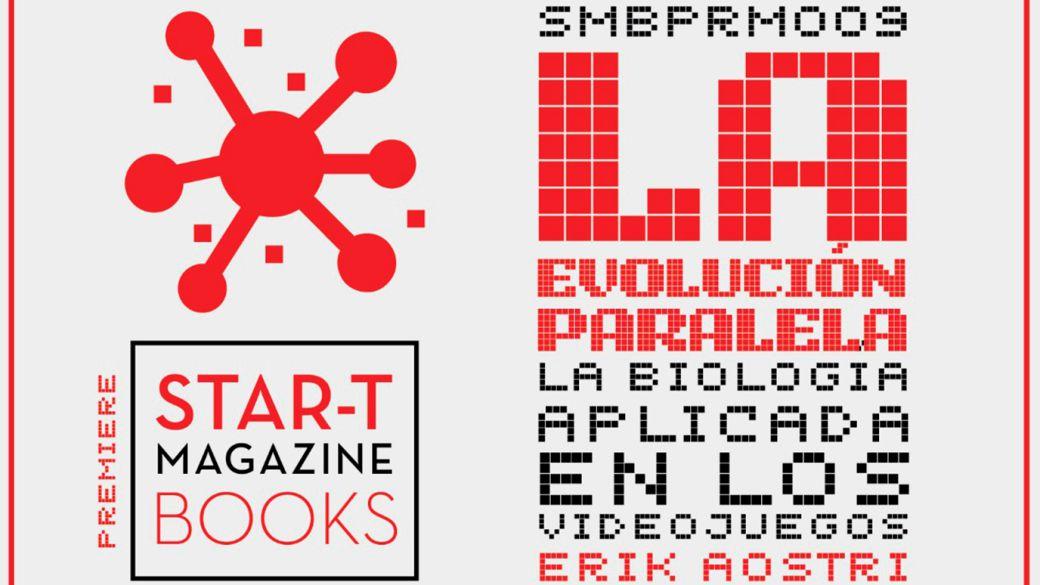 "New book ""Parallel Evolution: Applied Biology in Video Games"" underway"