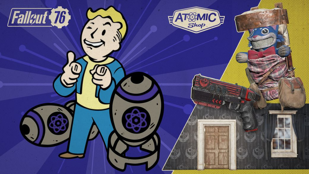 Fallout 76: Play for Free for a Limited Time on All Platforms