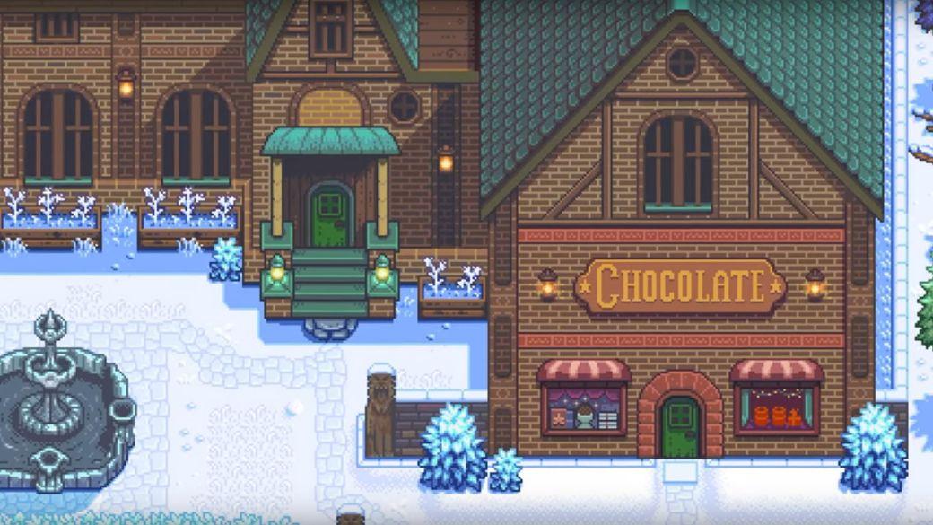 Stardew Valley creator reveals Haunted Chocolatier in gameplay trailer