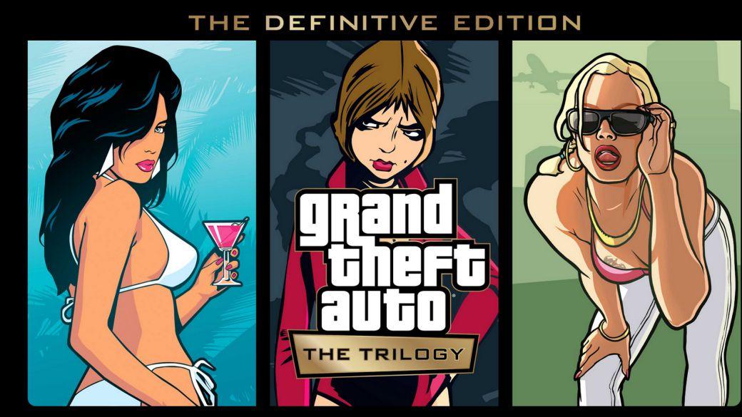 Grand Theft Auto Trilogy fecha lanzamiento filtrado Rockstar