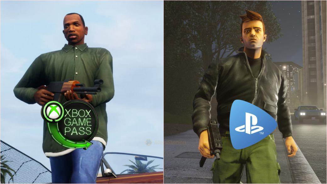 GTA San Andreas The Definitive Edition llegará a Xbox Game Pass; GTA 3, a PS Now