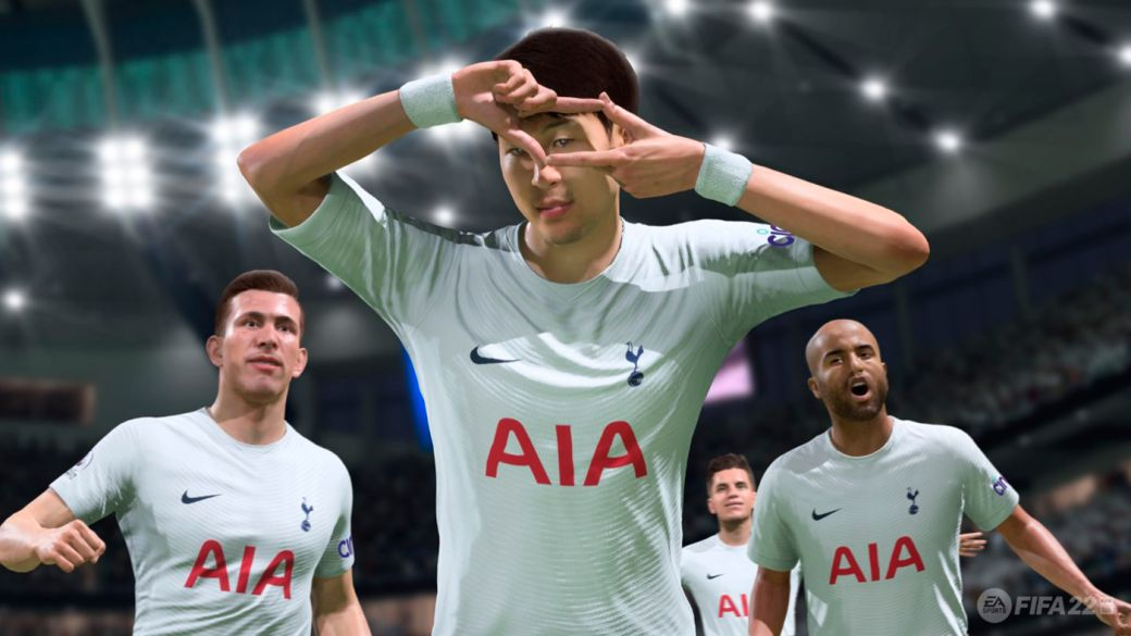 FIFA 22 celebrates its first 22 days with the most surprising player statistics