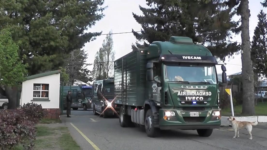El Gobierno de Argentina envía gendarmes a la Patagonia ante una serie de ataques incendiarios vinculados al conflicto territorial mapuche