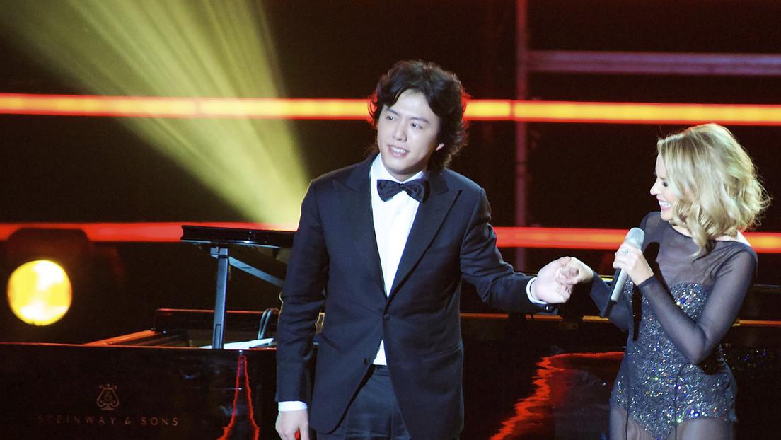 Censuran la imagen del famoso pianista chino Li Yundi en un 'reality show' tras ser detenido por solicitar prostitución