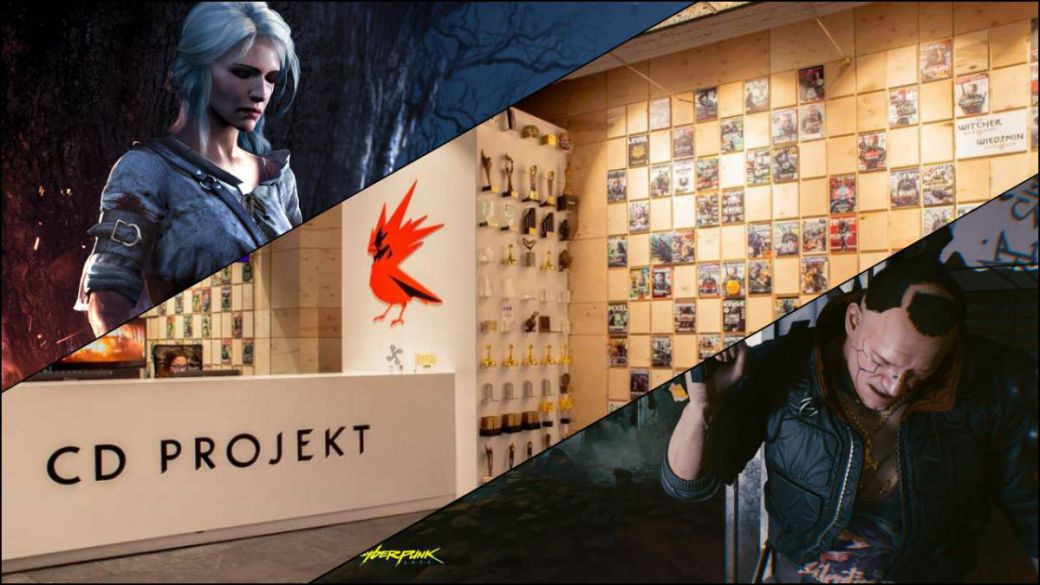 CD Projekt buys a new studio to work on one of its IPs
