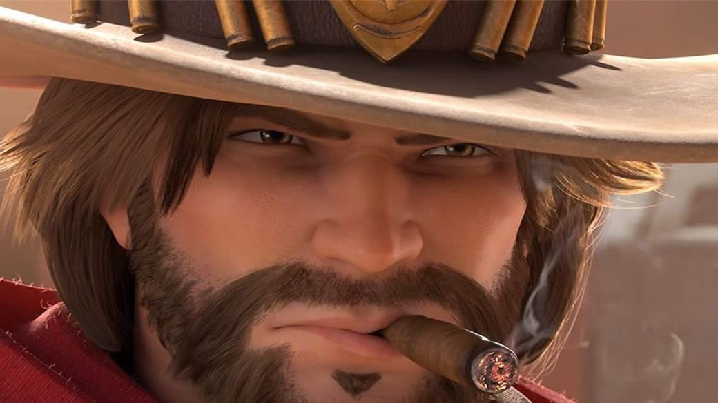 Overwatch's McCree now has a new name: Cole Cassidy