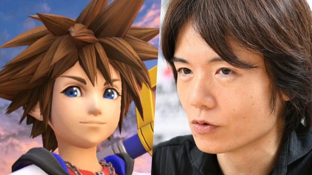 Super Smash Bros. Ultimate: Sakurai explains how she negotiated with Disney to include Sora