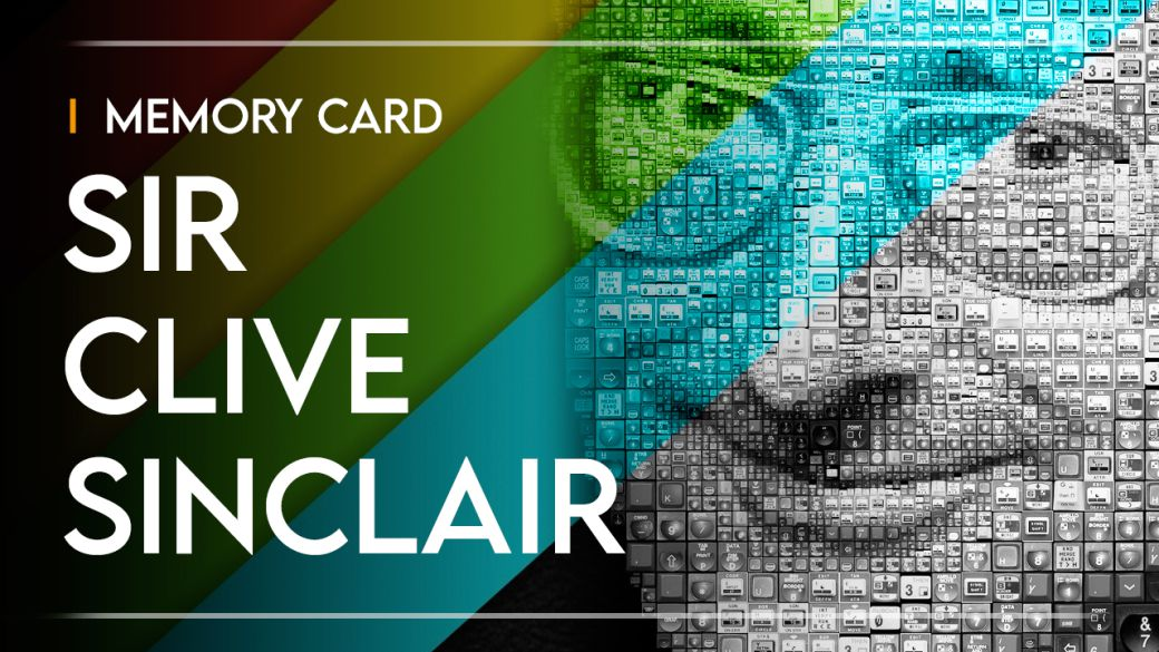 Memory Card: the last goodbye to Sir Clive Sinclair, father of Spectrum