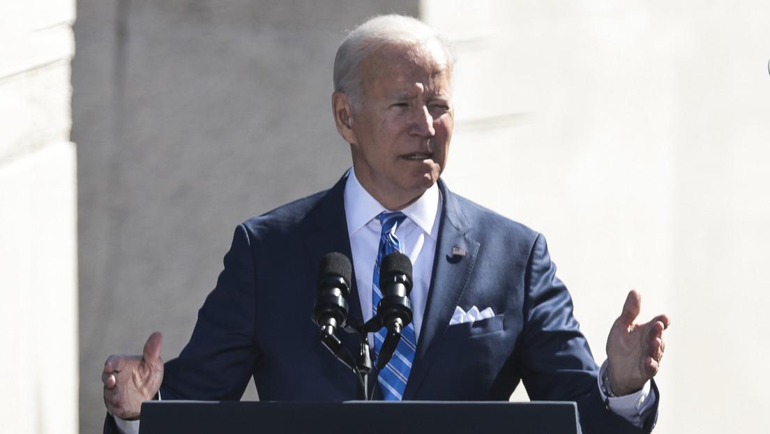 Biden pronostica precios altos de gasolina en EE.UU. hasta 2022