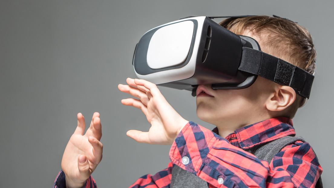Aprueban en EE.UU. el tratamiento con cascos de realidad virtual para niños con el síndrome de ojo perezoso