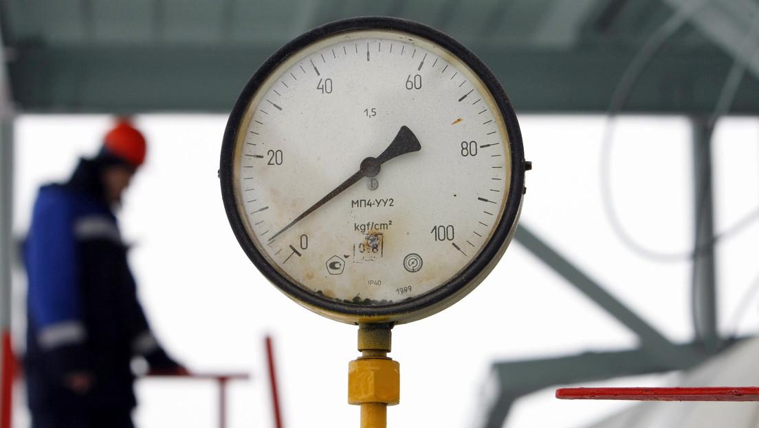 Gazprom afirma que Moldavia no quiere reconocer su deuda por el gas ante Moscú y advierte que, si no la salda, los suministros se detendrán