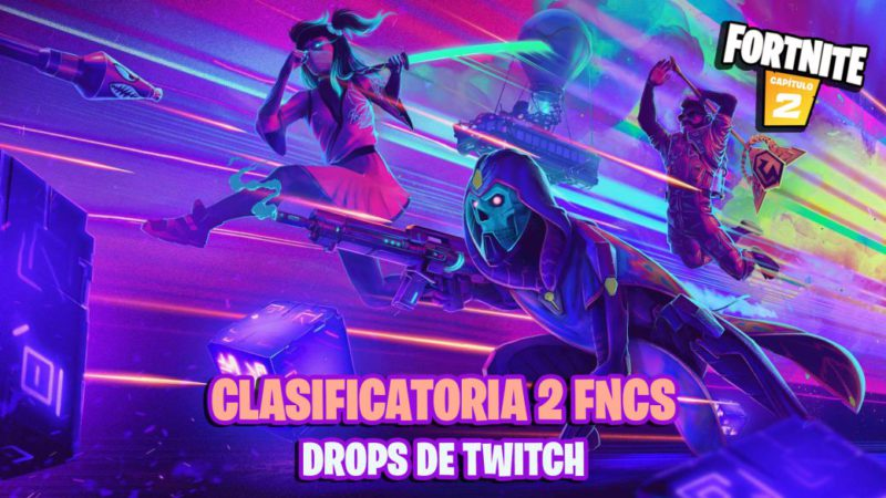 FNCS Fortnite Season 8, Ranked 2: dates, times and how to get Twitch drops