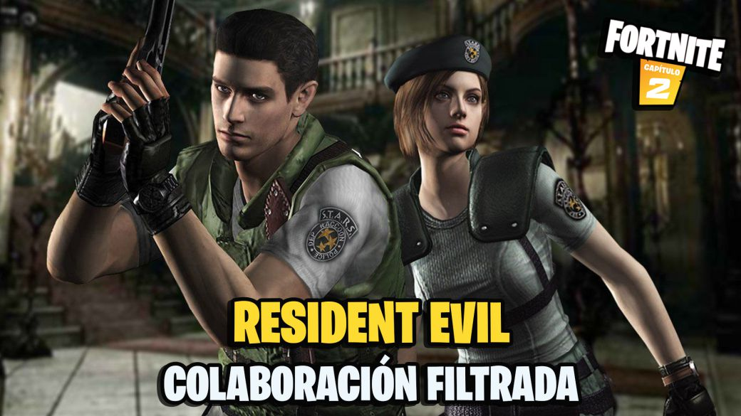 Fortnite x Resident Evil: filtered collaboration;  everything we know