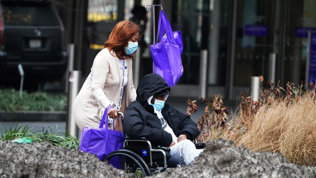 """Los pacientes recuperados del covid-19 pueden sufrir de una """"niebla cerebral"""" durante meses, incluso si la enfermedad fue leve, afirma un estudio"""