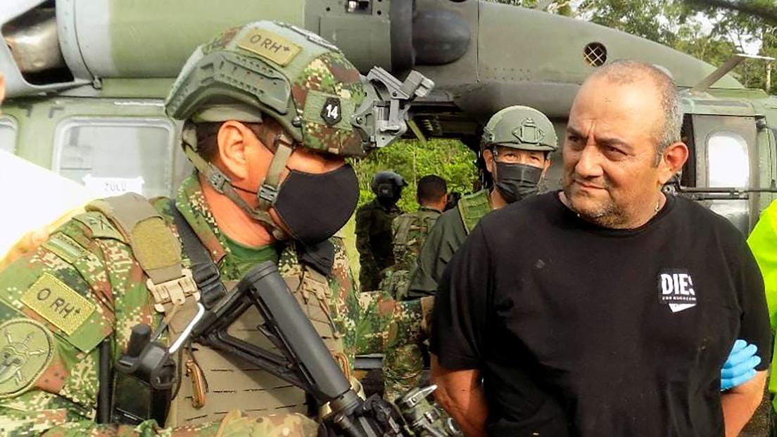 """¿Quién es 'Otoniel', el """"narco más temido del mundo"""" al que Colombia compara con Pablo Escobar, y cómo fue la masiva operación para capturarlo?"""