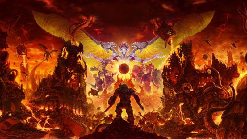 DOOM Eternal Gets Horde Mode and Battlemode 2.0 Next Week