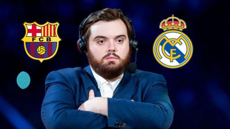 Cómo poner el audio de Ibai Llanos en TV del Barcelona - Real Madrid, El Clásico en Movistar+