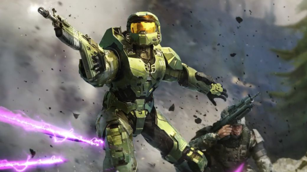 Halo Infinite will show its campaign in depth today, the Master Chief returns!