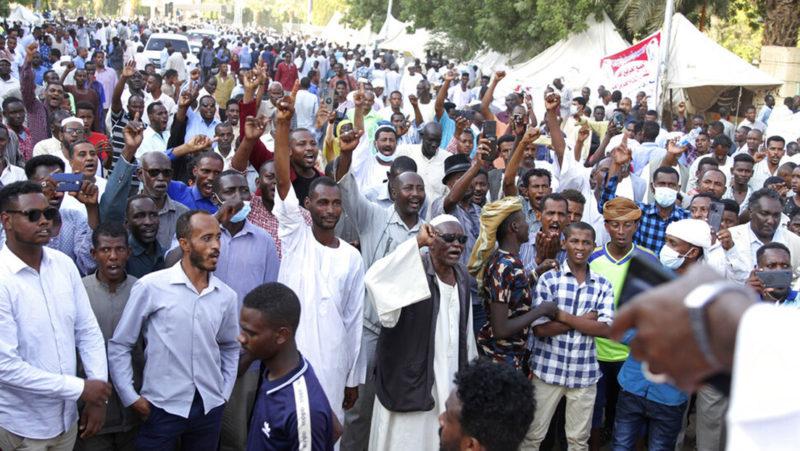 El golpe de Estado en Sudán: ¿qué está pasando?