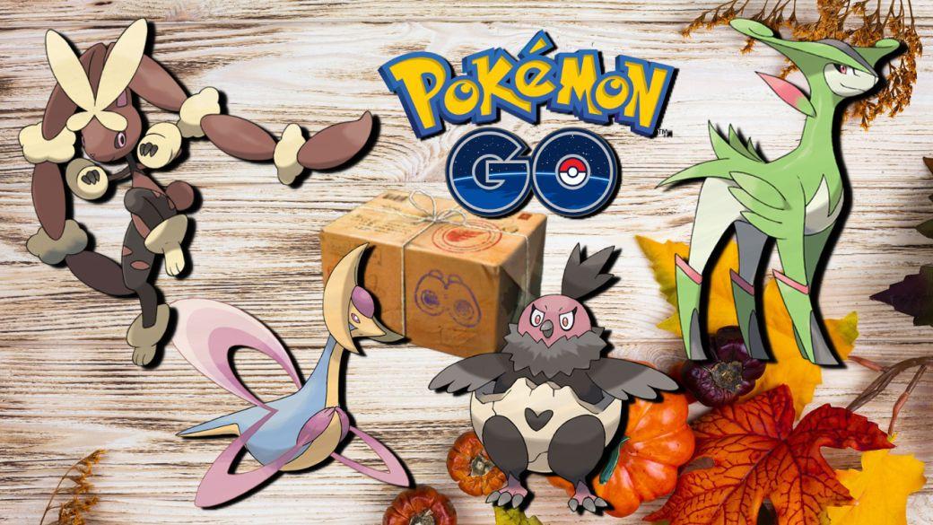 Pokémon GO in November: events, legendaries, investigations and Festival of lights