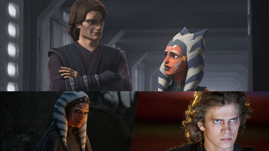 Star Wars Ahsoka: In what way can Anakin appear in the series?