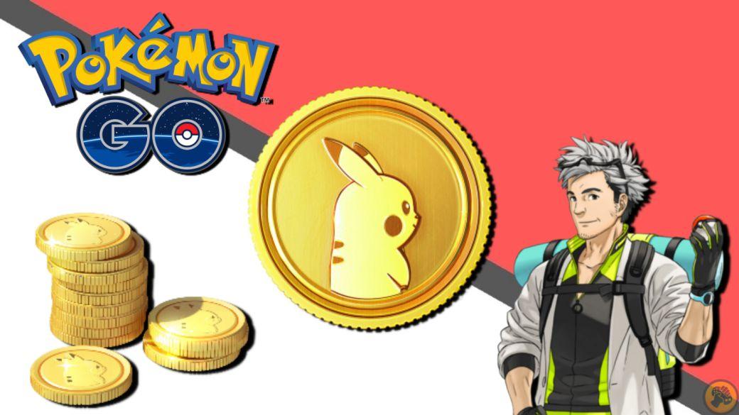Pokémonedas en Pokémon GO: cómo conseguir monedas gratis fácilmente y sin trucos